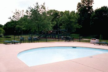 Kid's Pool and Play Area